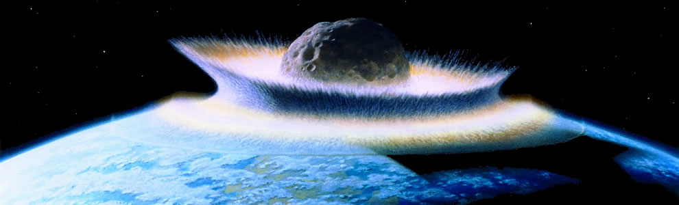 Apophis Asteroid collision with Earth - Asteroid Impact